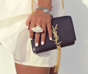 bag, fashion, and inspiration image