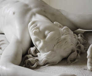 hermitage, museum, and sculpture image