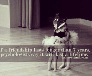 friendship, friends, and forever image
