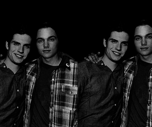 daniel sharman and dylan sprayberry image