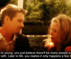 quotes, before sunset, and love image
