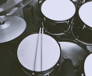 Dream, music, and drums image
