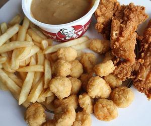 food, Chicken, and KFC image