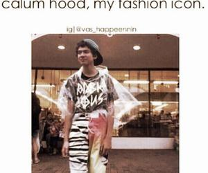 5sos, calum hood, and fashion image