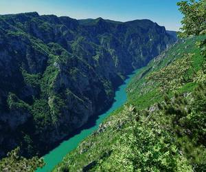 mountain and Serbia image
