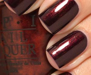 nails, polish, and opi image