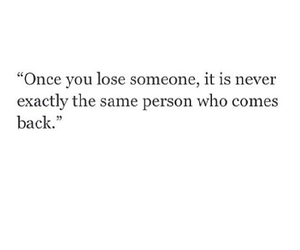 quote, lose, and life image