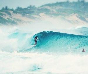 sea serfing wallpaper image