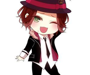 anime, raito, and diabolik lovers image