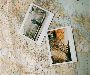 map, photo, and travel image
