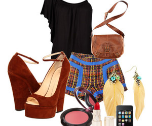 boho, outfit, and cute image