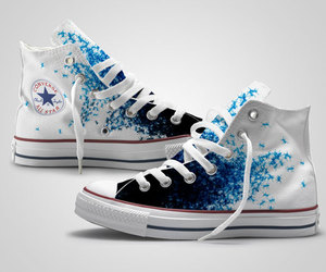 all star, converse, and converses image
