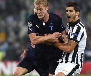 football, Juventus, and ucl image