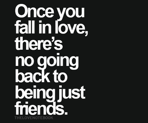 love, friends, and quotes image