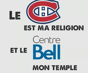 habs, montreal, and canadiens image