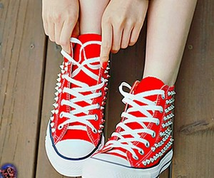 all star, red, and style image