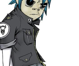 2d and gorillaz image
