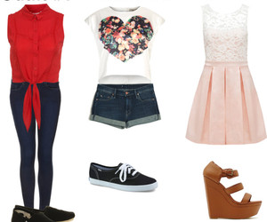 outfits, pretty, and cute image