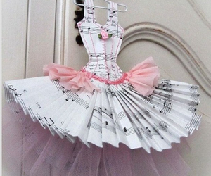 crafts, dress, and Paper image
