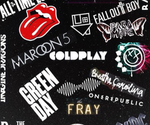 all time low, bands, and fall out boy image