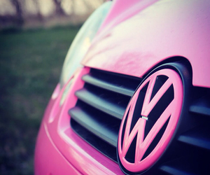 pink and vw image