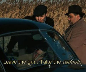 mafia, The Godfather, and clemenza image