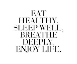 quotes, life, and healthy image