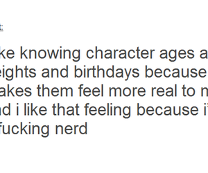 characters, fandoms, and fictional characters image