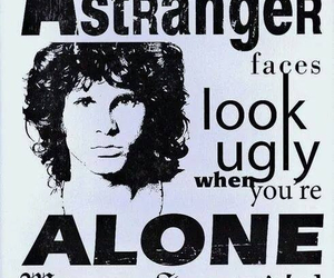 the doors, Jim Morrison, and people are strange image
