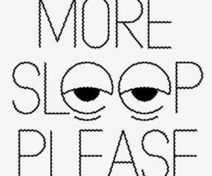 sleep, please, and more image
