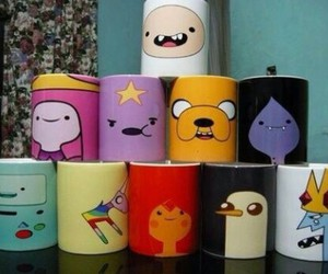 adventure time, cool, and cup image