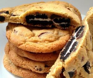 Cookies, food, and yum yum image
