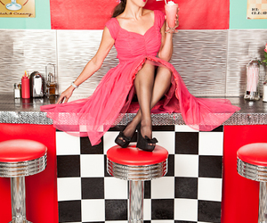 retro, pinup, and rockabilly image