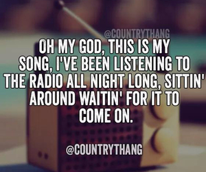country, Lyrics, and music image