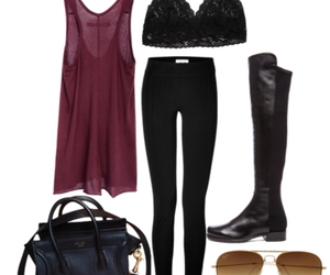 clothes, fashion, and shopping image