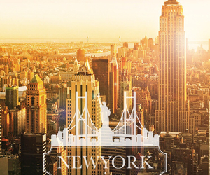 new york and wallpaper image