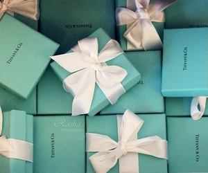 tiffany, tiffany & co, and box image