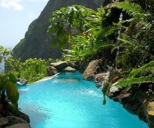 amazing, beauty, and paradise image