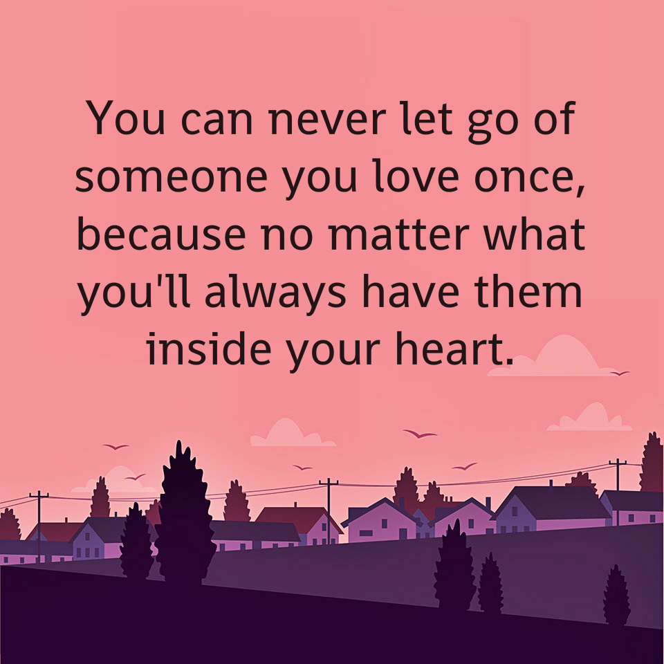 You Can Never Let Go Of For More Wwwmyquotesgallerycom