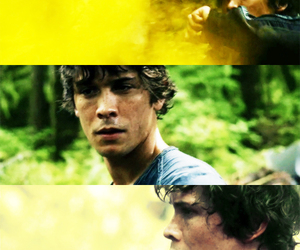 bellamy, boy, and gorgeous image