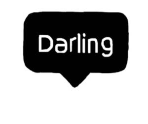 darling, dear, and overlays image
