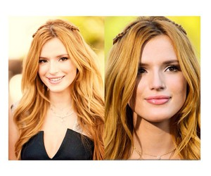 beautiful, girl, and bella thorne image