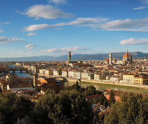 florence, italia, and firenze image