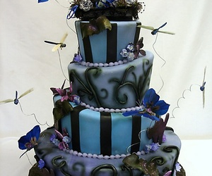 cake, corpse bride, and tim burton image