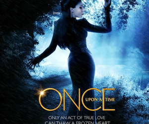 the evil queen, ouat, and lana parrilla image