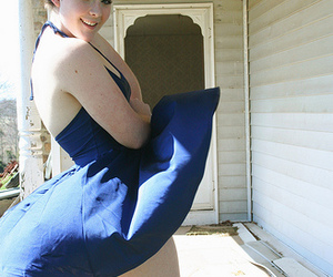 curvy, pale, and cute image