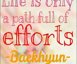 effort, exo, and quote image