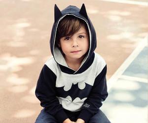 batman, kids, and cute image