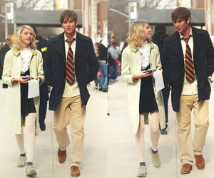 Chace Crawford, gossip girl, and jenny humphrey image
