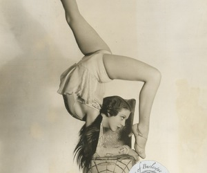 acrobat, artist, and dance image
